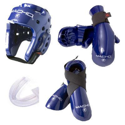 Macho Dyna Sparring Gear Set